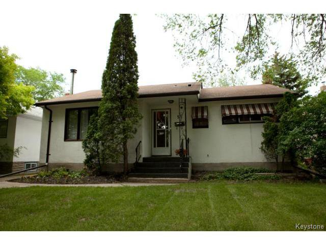 Main Photo: 88 Champlain Street in WINNIPEG: St Boniface Residential for sale (South East Winnipeg)  : MLS®# 1415394