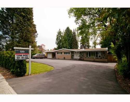 Main Photo: 844 AUSTIN Ave in Coquitlam: Coquitlam West Home for sale ()  : MLS®# V767763