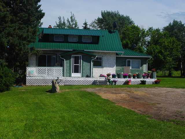 Main Photo: Range Road 41: Rural Mountain View County House for sale : MLS®# C3641299