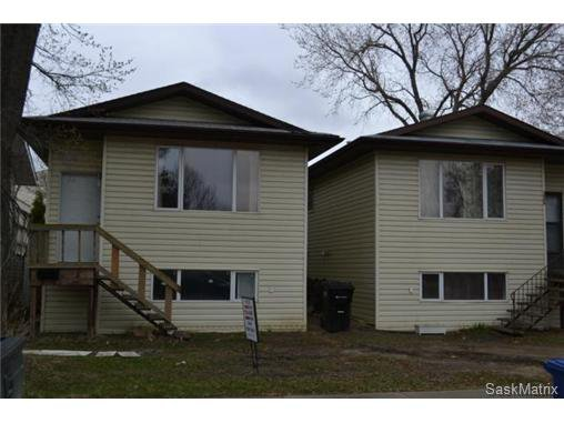 Main Photo: 104A 104B 109th Street in Saskatoon: Sutherland Duplex for sale (Saskatoon Area 01)  : MLS®# 531959