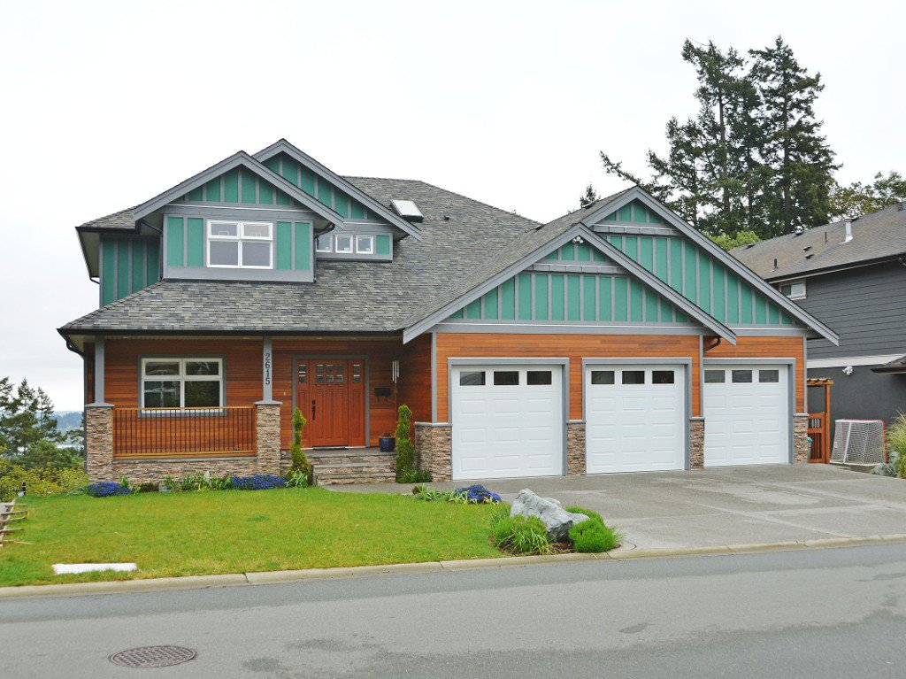 Main Photo: 2615 Ruby Court in VICTORIA: La Mill Hill Single Family Detached for sale (Langford)  : MLS®# 350259