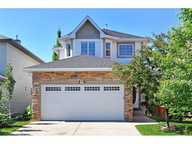 Main Photo: 39 ARBOUR BUTTE Way NW in Calgary: Arbour Lake House for sale : MLS®# C4019158