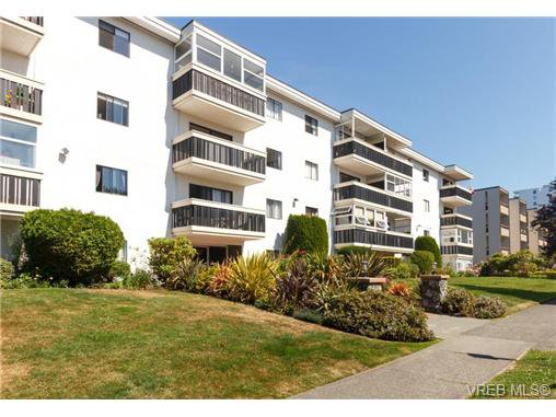 Main Photo: 307 118 Croft Street in VICTORIA: Vi James Bay Condo Apartment for sale (Victoria)  : MLS®# 355730