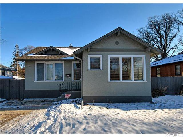 Main Photo: 797 St Mary's Road in WINNIPEG: St Vital Residential for sale (South East Winnipeg)  : MLS®# 1530148