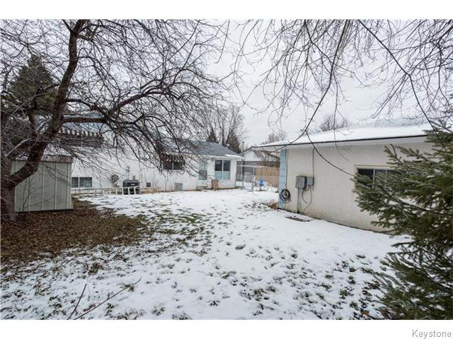 Photo 18: Photos: 11 Edelweiss Crescent in WINNIPEG: North Kildonan Residential for sale (North East Winnipeg)  : MLS®# 1531625