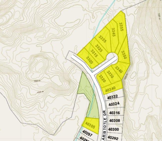 Photo 2: Photos: 3345 DESCARTES Place in Squamish: University Highlands Land for sale : MLS®# R2035381