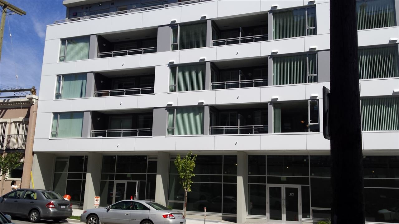 Main Photo: 269 E 6TH Avenue in Vancouver: Mount Pleasant VE Commercial for sale (Vancouver East)  : MLS®# C8006259