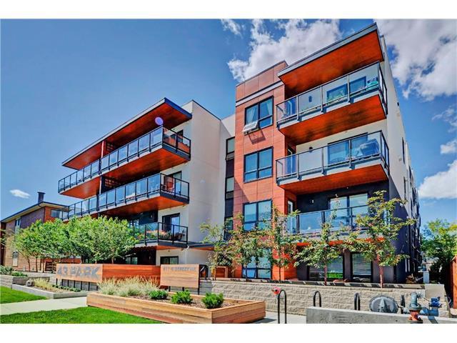 Main Photo: 306 811 5 Street NE in Calgary: Renfrew Condo for sale : MLS®# C4074434