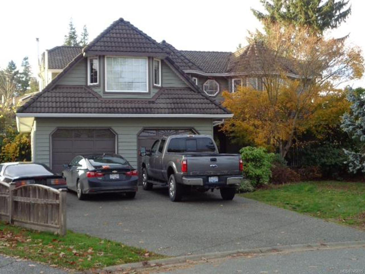 Main Photo: 698 WINDSOR PLACE in CAMPBELL RIVER: CR Willow Point House for sale (Campbell River)  : MLS®# 745885
