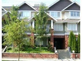 "Main Photo: 103 1567 GRANT Avenue in Port Coquitlam: Glenwood PQ Condo for sale in ""The Grant"" : MLS®# R2129709"