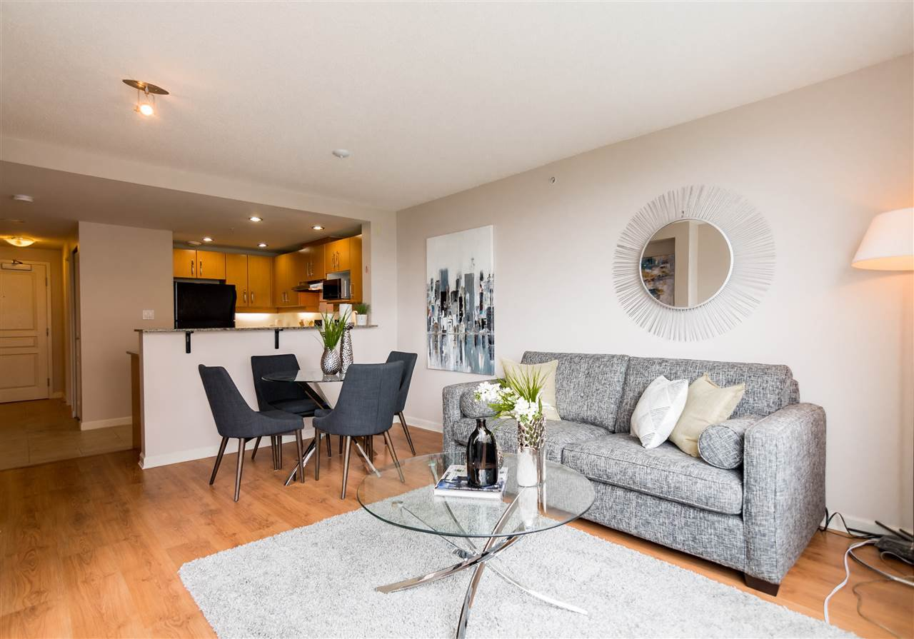 "Main Photo: 203 9298 UNIVERSITY Crescent in Burnaby: Simon Fraser Univer. Condo for sale in ""NOVO 1"" (Burnaby North)  : MLS®# R2186532"