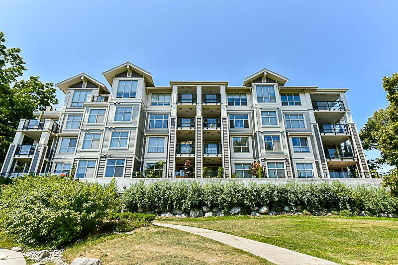 """Photo 2: Photos: 104 240 FRANCIS Way in New Westminster: Fraserview NW Condo for sale in """"THE GROVE"""" : MLS®# R2190309"""