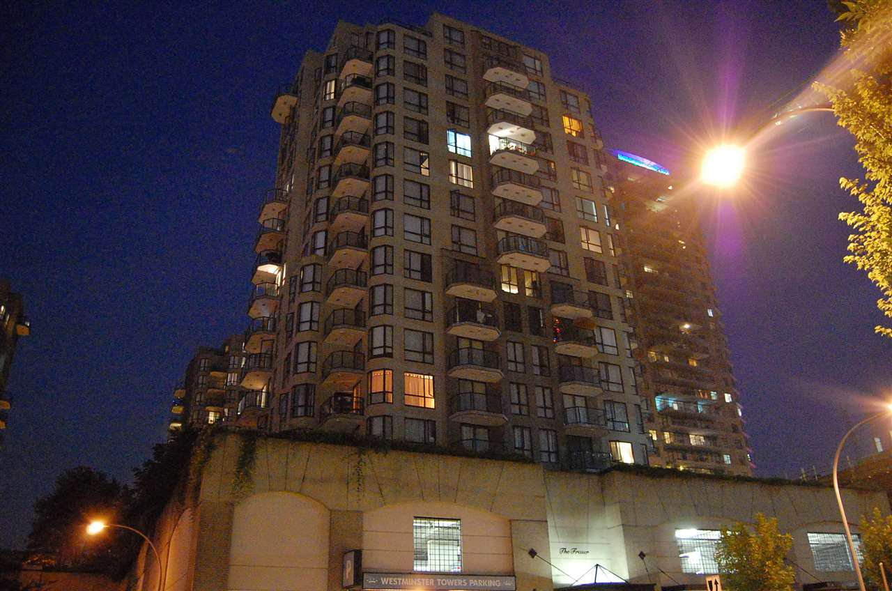 "Main Photo: 801 55 TENTH Street in New Westminster: Downtown NW Condo for sale in ""WESTMINSTER TOWERS"" : MLS®# R2195970"