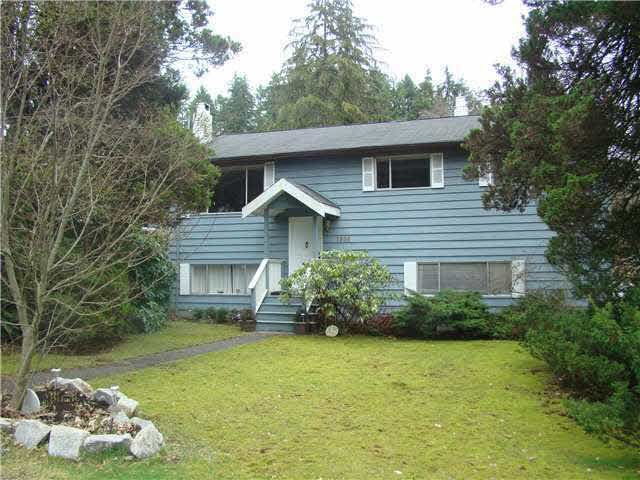 Main Photo: 1906 Banbury Rd. in North Vancouver: Deep Cove House for sale : MLS®# V941397