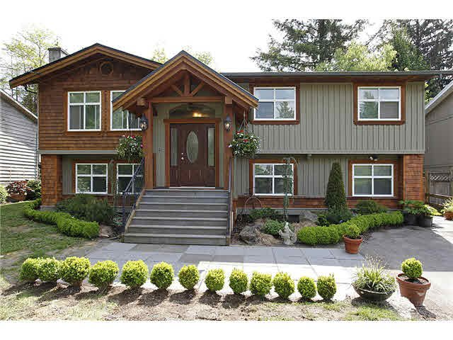 Main Photo: 9218 WRIGHT STREET in : Fort Langley House for sale : MLS®# F1413979