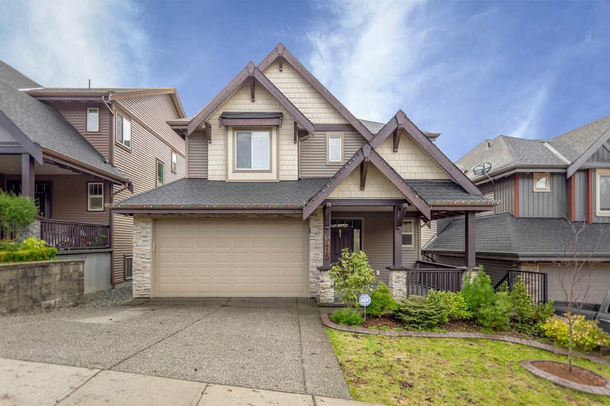 Main Photo: 3418 HORIZON Drive in Coquitlam: Burke Mountain House for sale : MLS®# R2239495