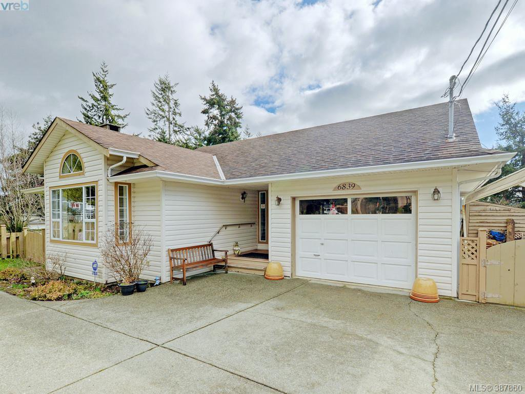 Main Photo: 6839 Talc Pl in SOOKE: Sk Broomhill Single Family Detached for sale (Sooke)  : MLS®# 779350