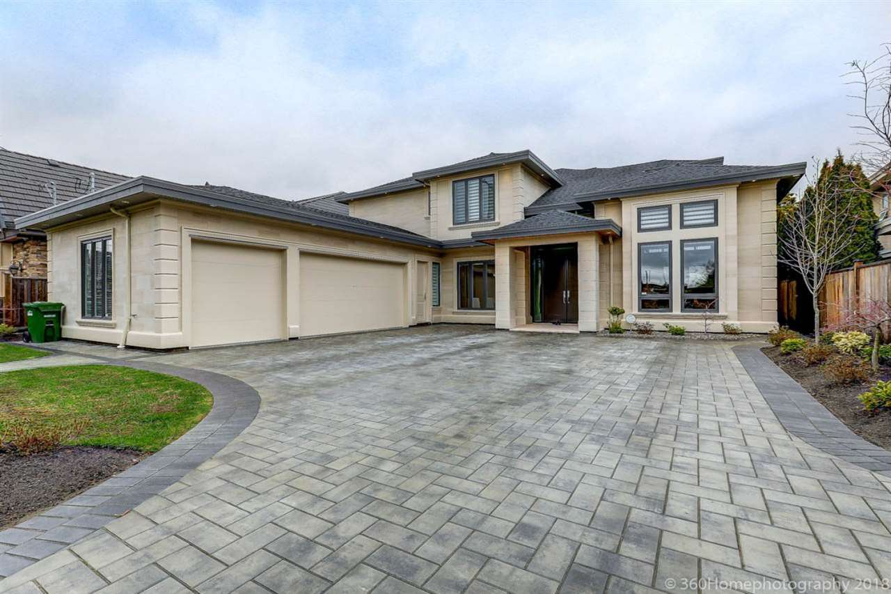 Main Photo: 8091 BOWCOCK Road in Richmond: Garden City House for sale : MLS®# R2254101