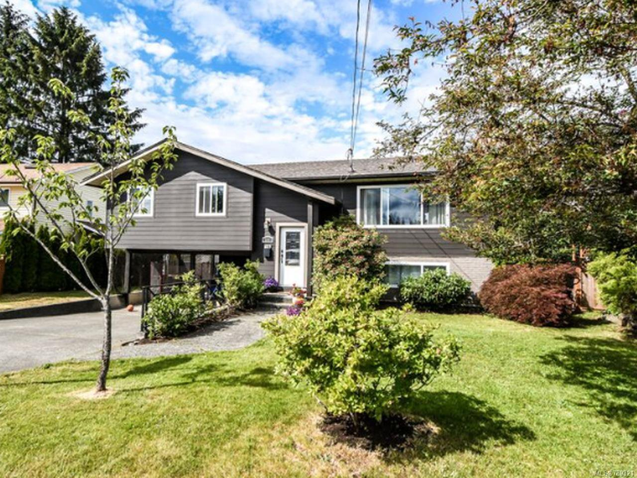 Main Photo: 566 Bartlett Rd in CAMPBELL RIVER: CR Willow Point House for sale (Campbell River)  : MLS®# 789321