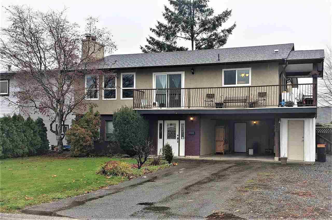 Main Photo: 6532 WILTSHIRE Street in Sardis: Sardis West Vedder Rd House for sale : MLS®# R2324950