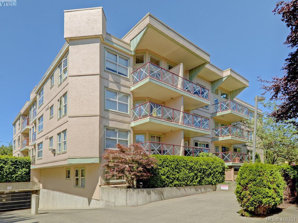 Main Photo: 311 2560 Wark St in VICTORIA: Vi Hillside Condo Apartment for sale (Victoria)  : MLS®# 811579