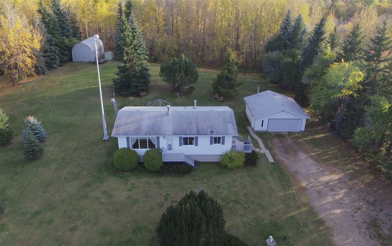 Main Photo: 14 51514 RGE RD 262 Road: Rural Parkland County House for sale : MLS®# E4154519