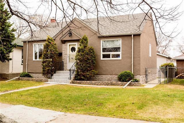 Main Photo: 358 Oakview Avenue in Winnipeg: Residential for sale (3D)  : MLS®# 1911176