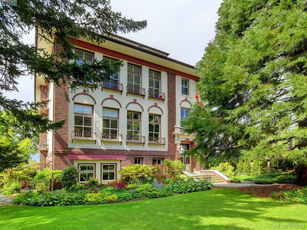 Main Photo: 101 120 Douglas St in VICTORIA: Vi James Bay Condo for sale (Victoria)  : MLS®# 814317