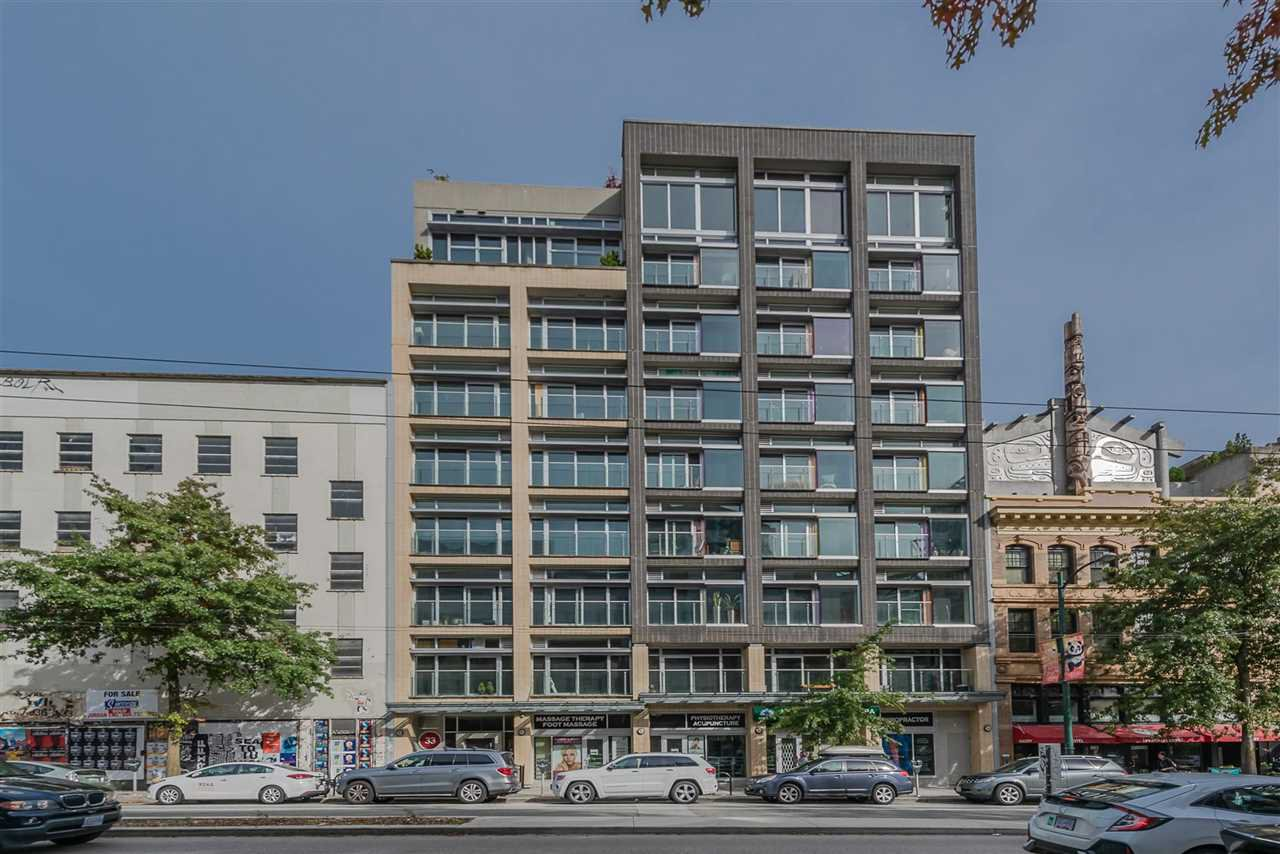 """Main Photo: 801 33 W PENDER Street in Vancouver: Downtown VW Condo for sale in """"33 Living"""" (Vancouver West)  : MLS®# R2373850"""