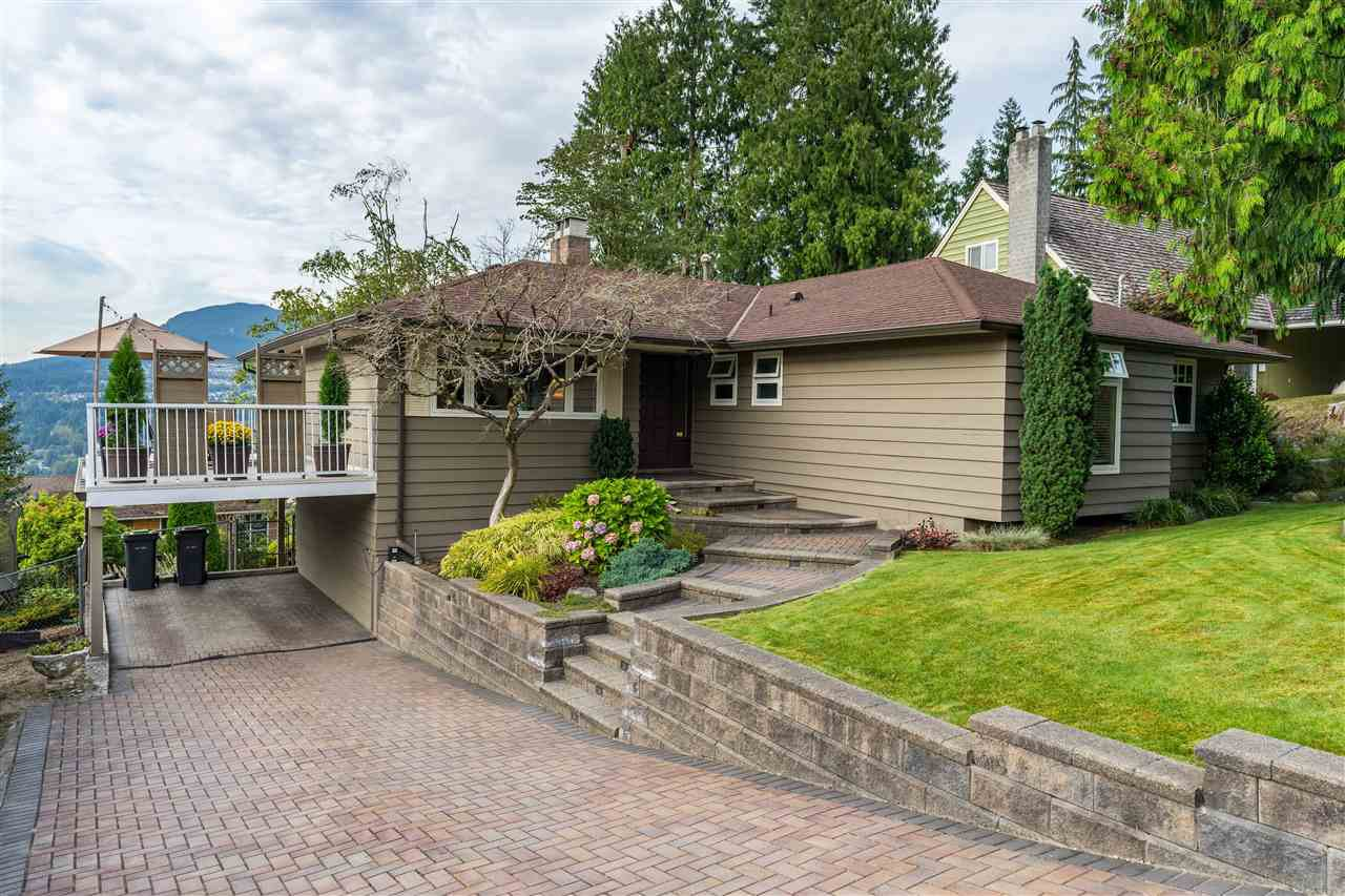 "Main Photo: 2323 SUMPTER Drive in Coquitlam: Chineside House for sale in ""CHINESIDE"" : MLS®# R2401150"