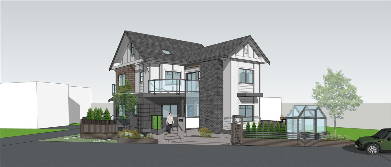 Main Photo: 8388 133 Street in Surrey: Queen Mary Park Surrey Land for sale : MLS®# R2412703