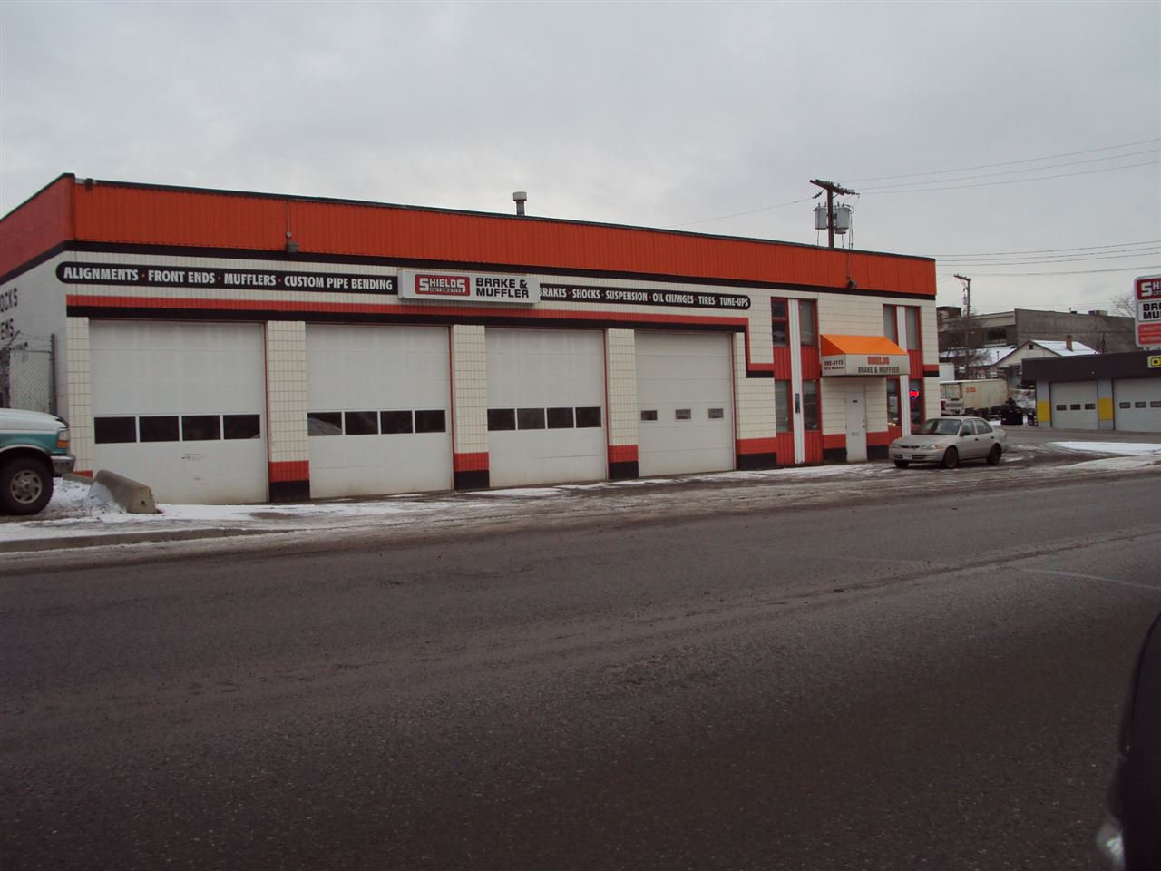 Main Photo:  in Williams Lake: Williams Lake - City Business with Property for sale (Williams Lake (Zone 27))  : MLS®# C8029574
