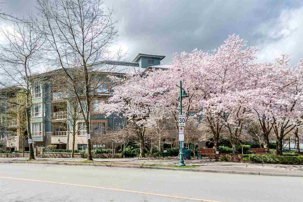 "Main Photo: 307 285 NEWPORT Drive in Port Moody: North Shore Pt Moody Condo for sale in ""THE BELCARRA @ NEWPORT VILLAGE"" : MLS®# R2457875"