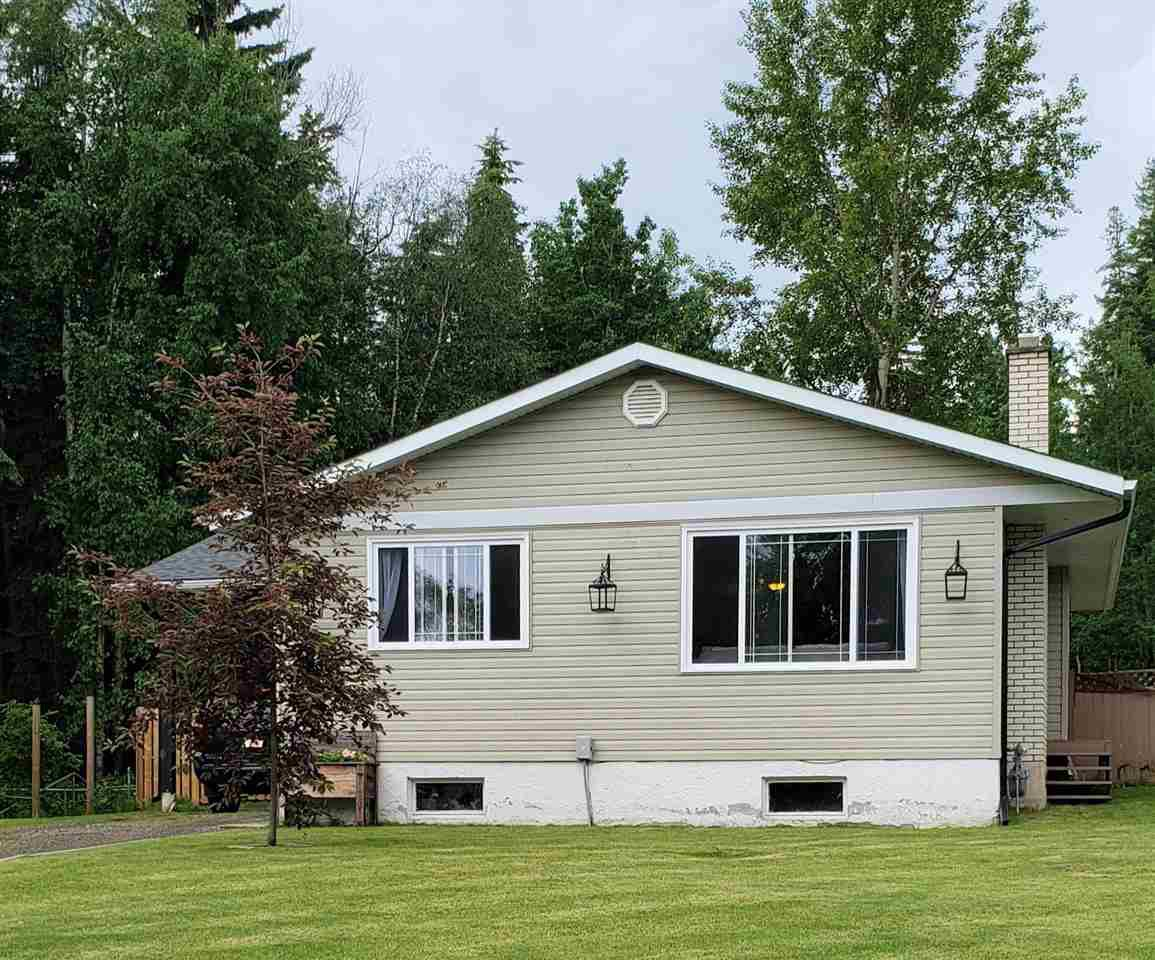 Main Photo: 6151 E CALEDONIA CRESCENT Crescent in Prince George: Lower College House for sale (PG City South (Zone 74))  : MLS®# R2469960