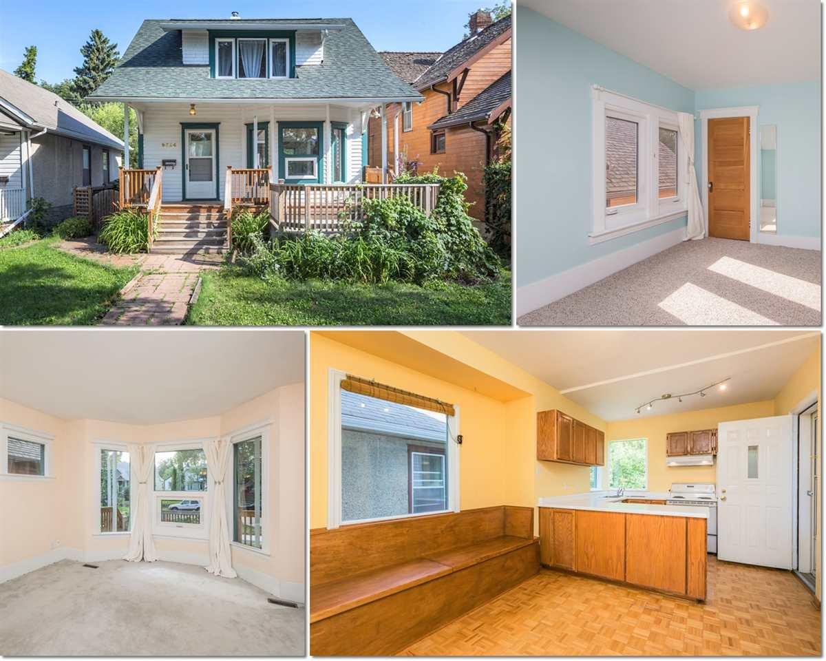 Main Photo: 9624 85 Avenue in Edmonton: Zone 15 House for sale : MLS®# E4208517