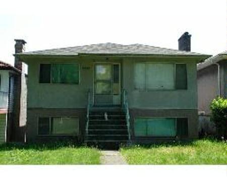 Main Photo: 2946 E PENDER ST in Vancouver: House for sale (Renfrew VE)  : MLS®# V648671