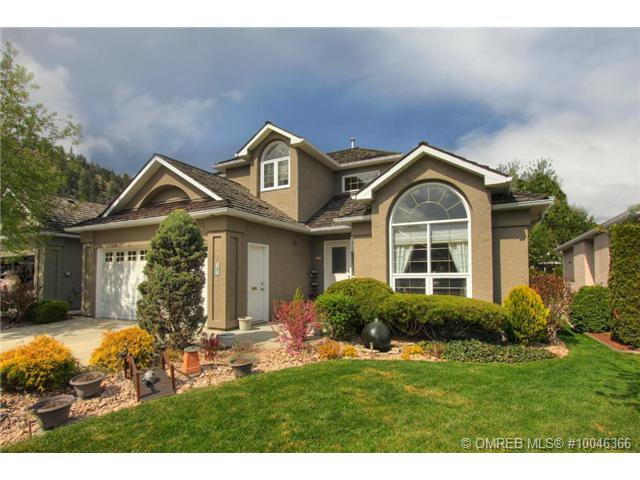Main Photo: 445 Yates Road # 127 in Kelowna: Residential Detached for sale : MLS®# 10046366
