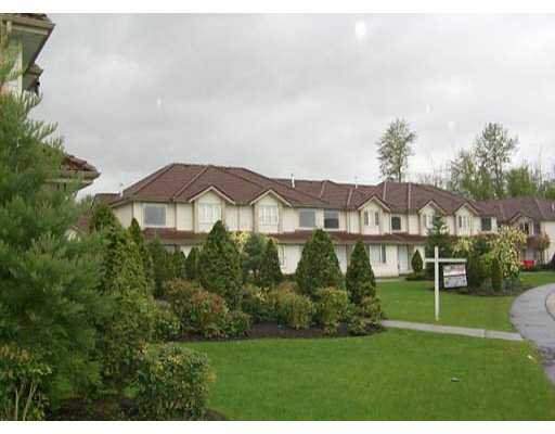 Main Photo: B35 3075 SKEENA ST in Port_Coquitlam: Riverwood Townhouse for sale (Port Coquitlam)  : MLS®# V243837