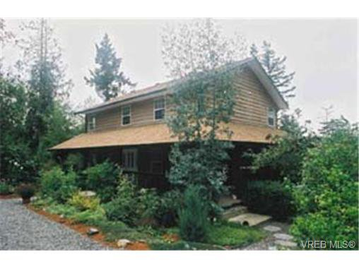 Main Photo: 796 Seedtree Rd in SOOKE: Sk East Sooke Single Family Detached for sale (Sooke)  : MLS®# 271113