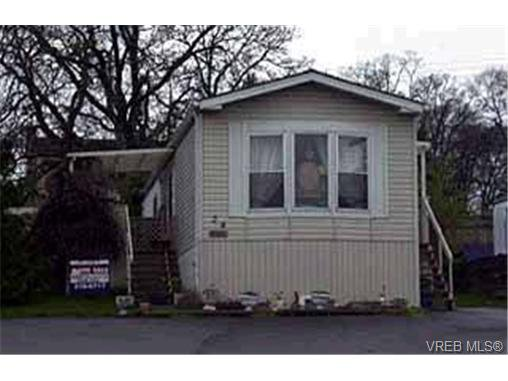 Main Photo: 24 1530 Cooper Rd in VICTORIA: VR Glentana Manufactured Home for sale (View Royal)  : MLS®# 307819