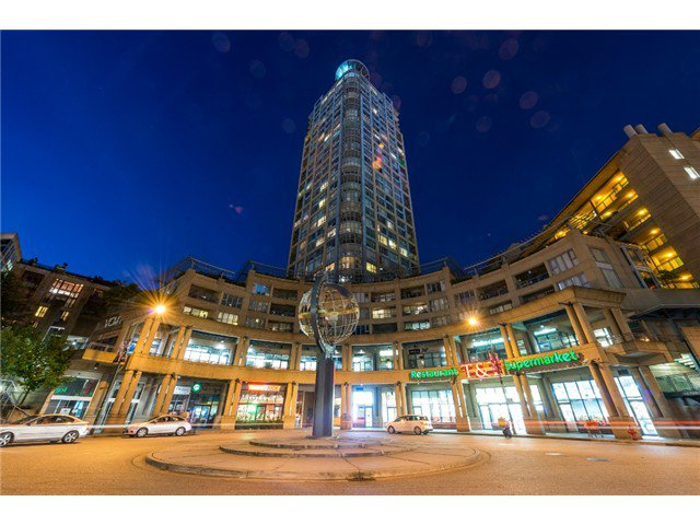 Main Photo: # 702 183 KEEFER PL in Vancouver: Downtown VW Condo for sale (Vancouver West)  : MLS®# V1102479