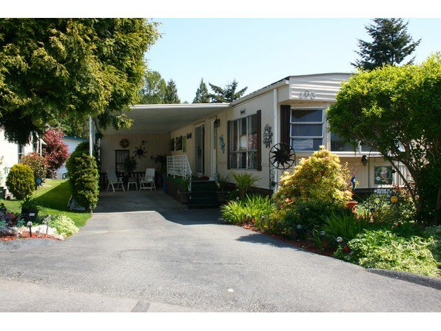 Main Photo: # 103 1840 160 ST in Surrey: King George Corridor House for sale (South Surrey White Rock)  : MLS®# F1441004