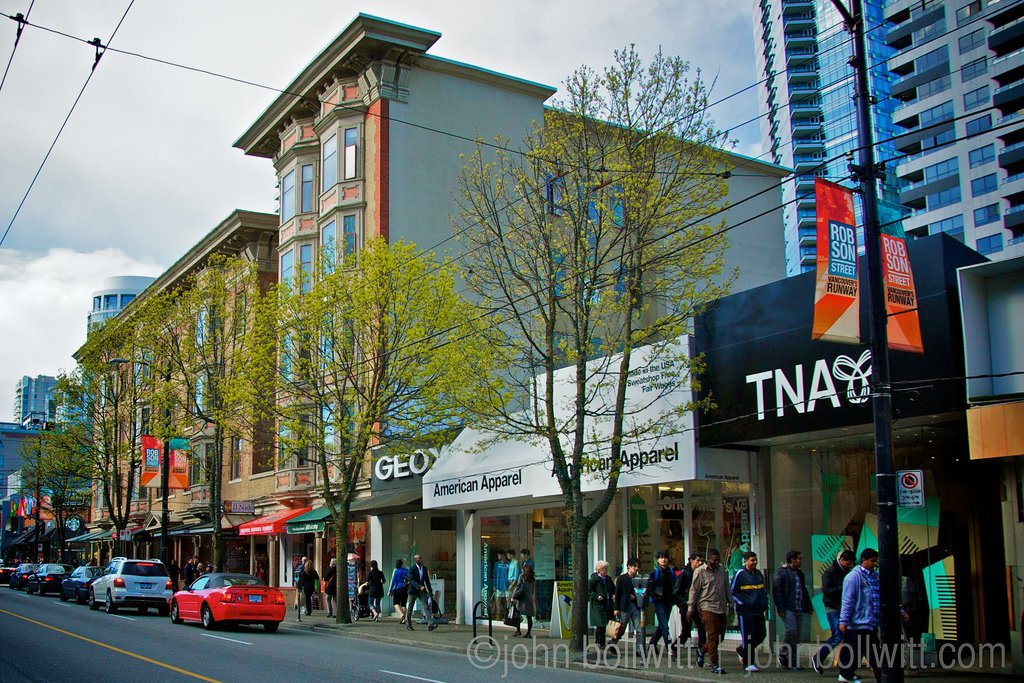 Main Photo: ~ ARGAN BISTRO ~ in : Jervis @ Robson St. Home for sale (Vancouver West)  : MLS®# C8002290