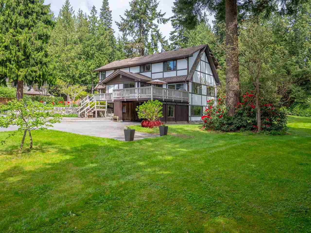 Main Photo: 1249 ROBERTS CREEK ROAD in Sechelt: Roberts Creek House for sale (Sunshine Coast)  : MLS®# R2267068