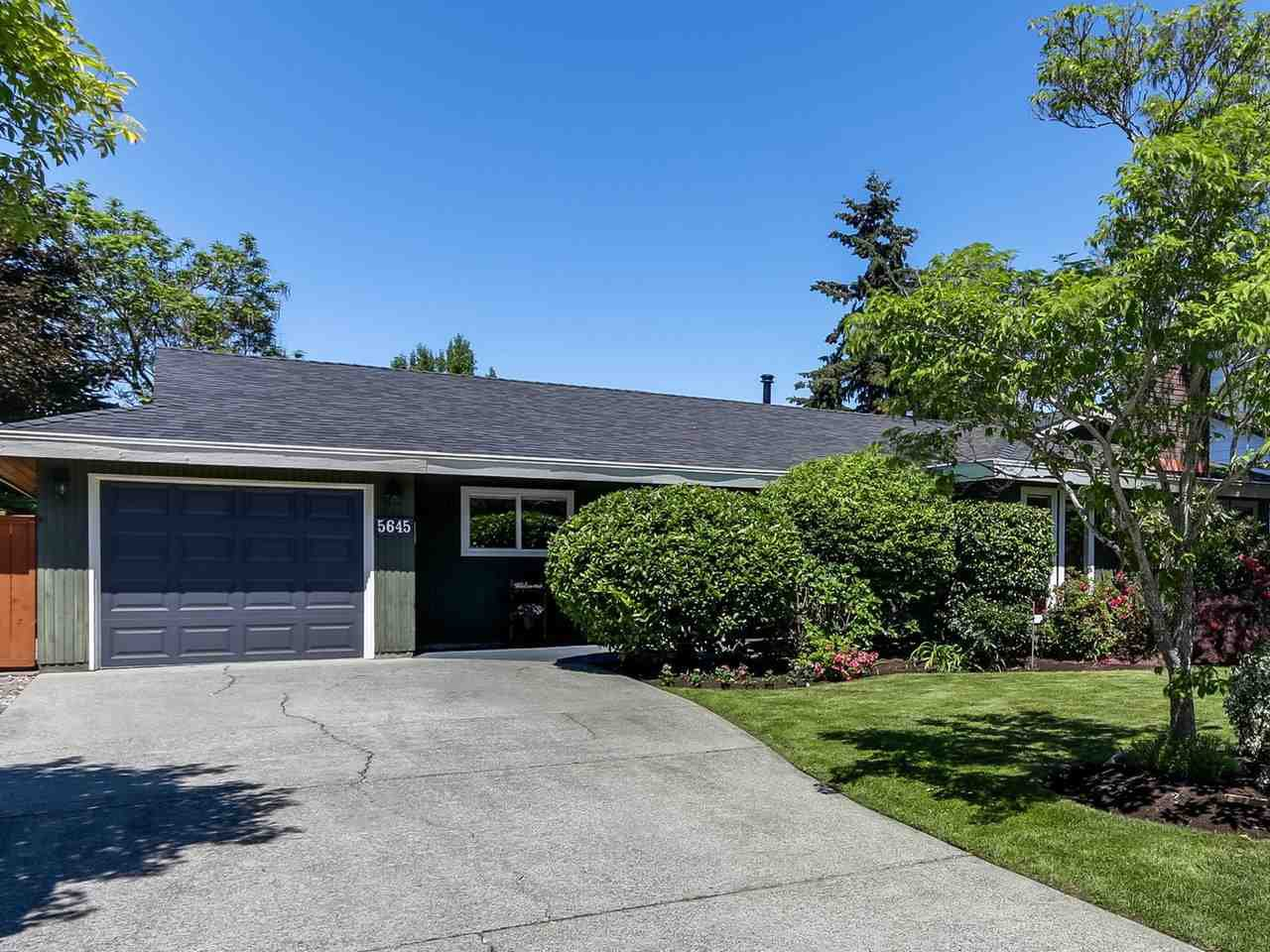 Main Photo: 5645 51 AVENUE in Delta: Hawthorne House for sale (Ladner)  : MLS®# R2271581