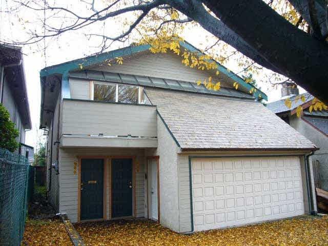 Main Photo: 558-560 PRIOR STREET in : Strathcona House for sale : MLS®# V621425