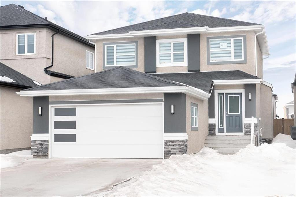 Main Photo: 43 Kilroy Street in Winnipeg: Prairie Pointe Residential for sale (1R)  : MLS®# 202004873