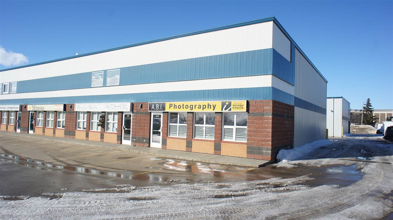 Main Photo: 10 17 Boudreau Road: St. Albert Industrial for lease : MLS®# E4189724
