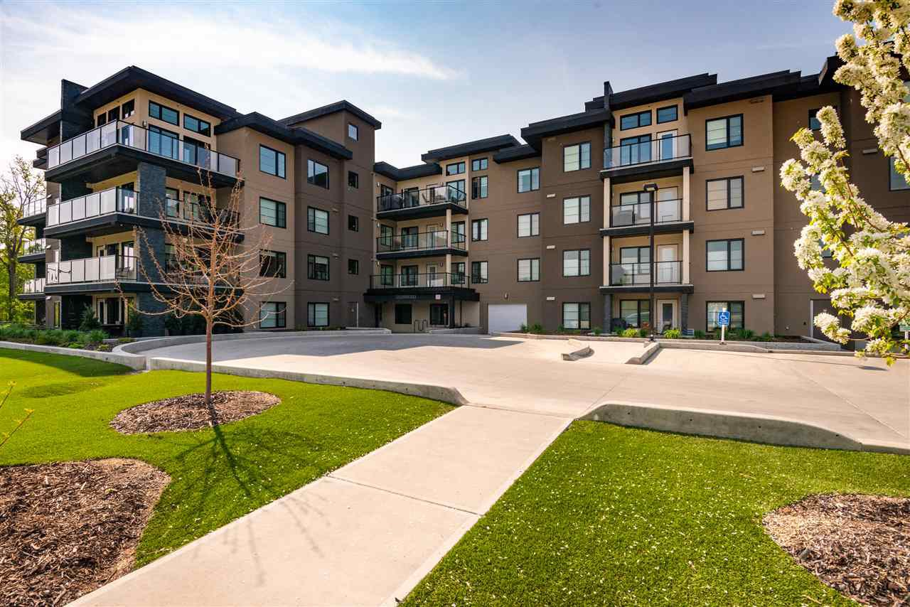 Main Photo: 401 5025 EDGEMONT Boulevard in Edmonton: Zone 57 Condo for sale : MLS®# E4195454