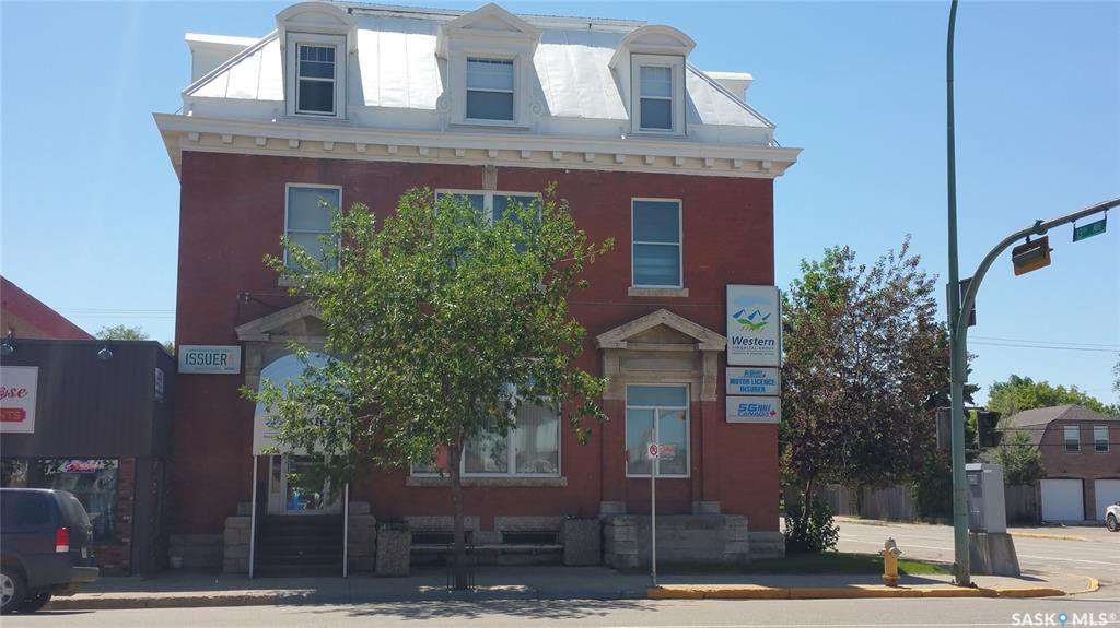 Main Photo: 1238 4th Street in Estevan: City Center Commercial for lease : MLS®# SK810636